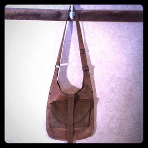 Vintage simplicity leather purse